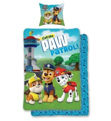 Paw Patrol - Bedding - Call the Paw Patrol (adult size 140 x 200 cm)