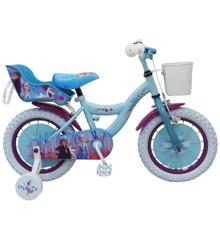 Volare - Disney Frozen 2 - 14'' Børnecykel (3,5-5 år)