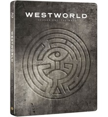 Westworld: Season 1 - Steelbook (Blu-Ray)