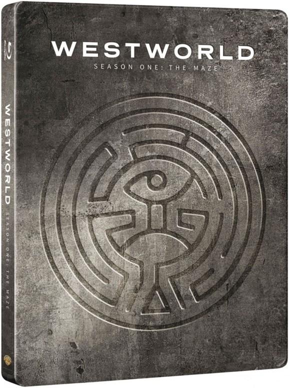 Westworld: Season 1 - Steelbook (Blu-Ray)