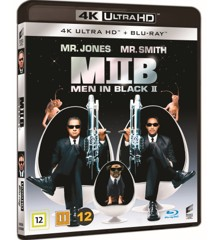 Men In Black II (4K Blu-Ray)