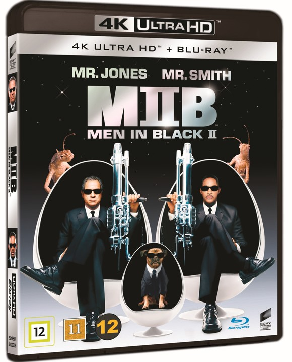 Men In Black II (4K Blu-Ray)