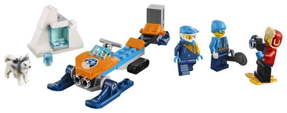 LEGO City -  Polarforskerteam (60191)