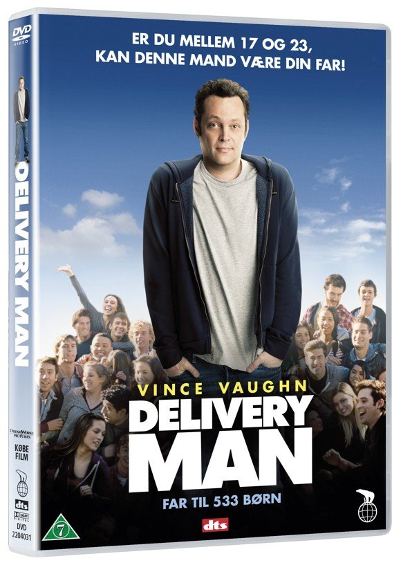 Delivery man - DVD