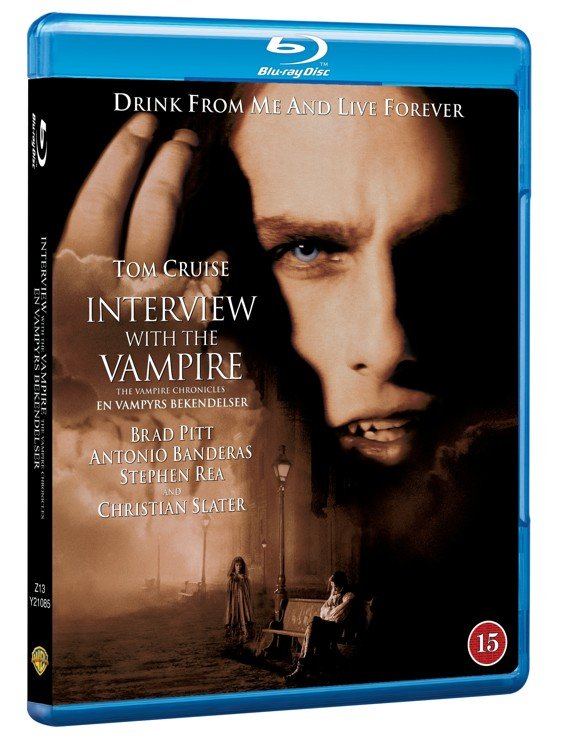 Interview With The Vampire - Blu ray