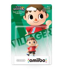 Nintendo Amiibo Figuur Villager