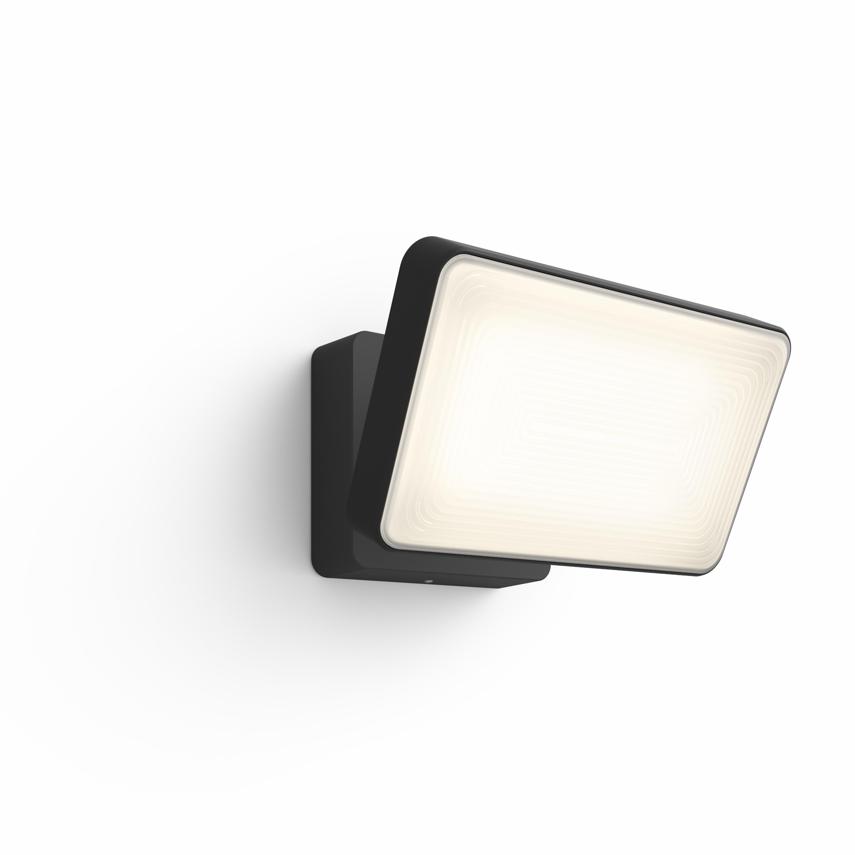Philips Hue - Discover Black Outdoor - Weiß & Farbe Ambiance