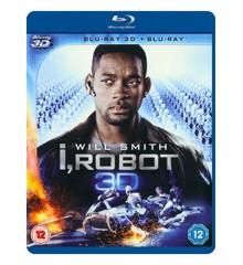I, Robot (3D Blu-Ray)