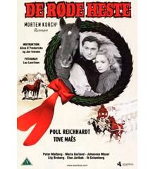 De Røde Heste - DVD
