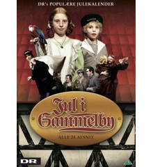 Jul i Gammelby (3-disc) - DVD