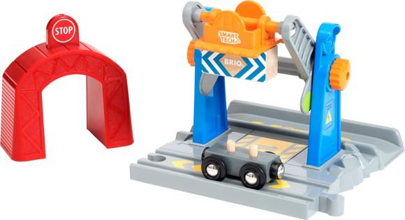BRIO - SMART Tech Lift and Load Crane (33827)