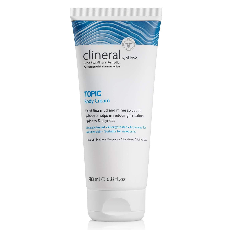 Bilde av Ahava - Clineral Topic Body Cream 200 Ml