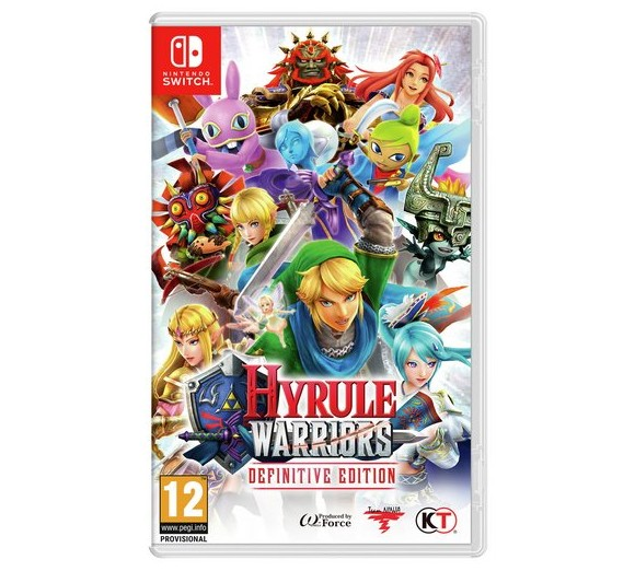Hyrule Warriors: Definitive Edition