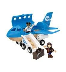 BRIO World - Flyvemaskine (33306)