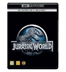Jurassic World / Jurassic Park 4 (4K Blu-Ray)