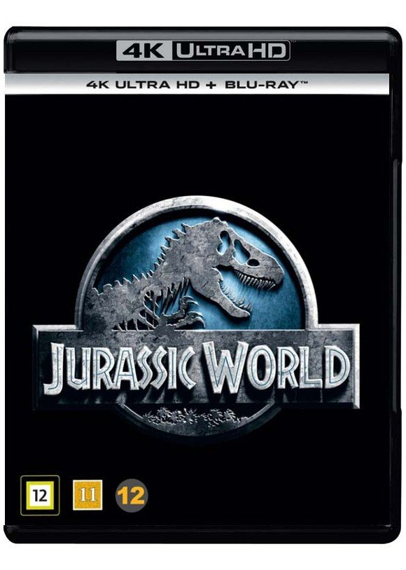 Jurassic World / Jurassic Park 4 (4K Blu-Ray)