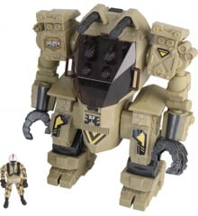 Soldier Force - Trooper Truck Legesæt