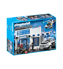 Playmobil - Politi Station (9372)