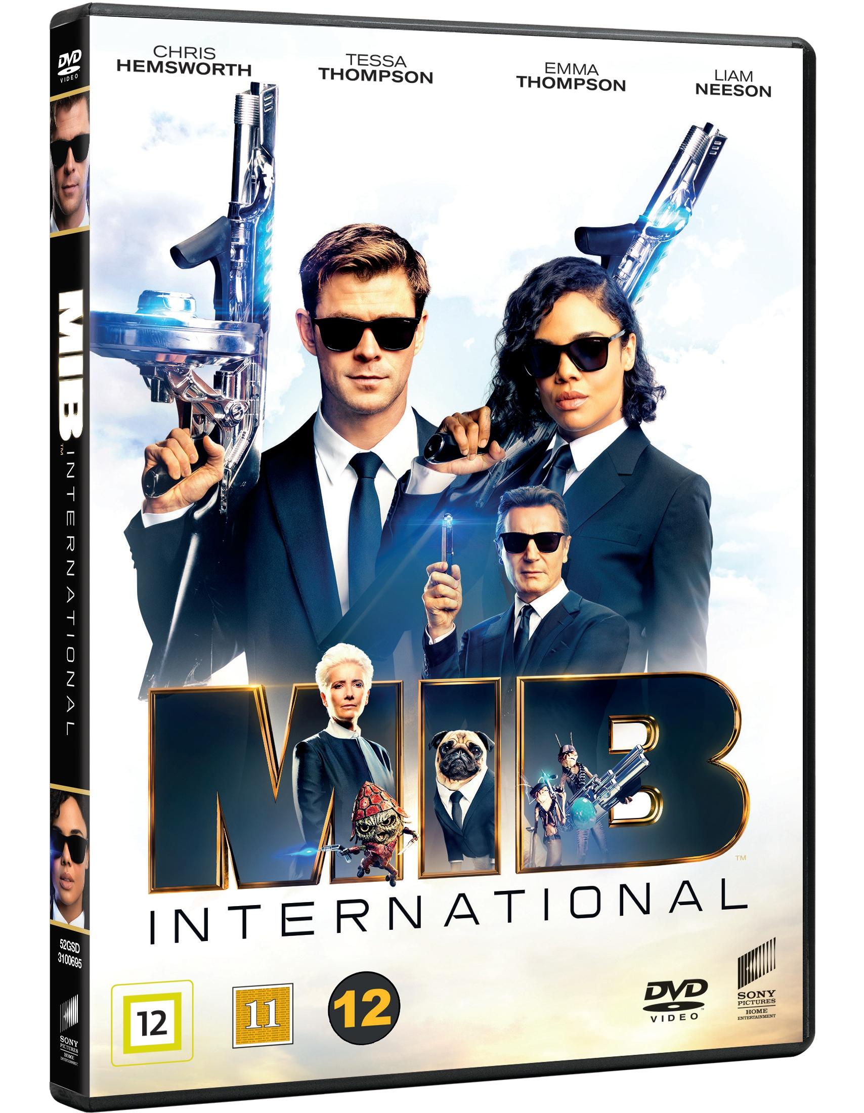Men In Black: International - Dvd