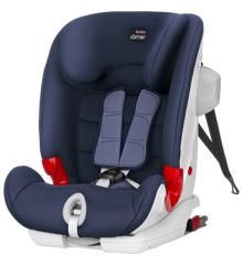 Britax Römer - Advansafix III SICT Car Seat (9-36kg) - Moonlight Blue