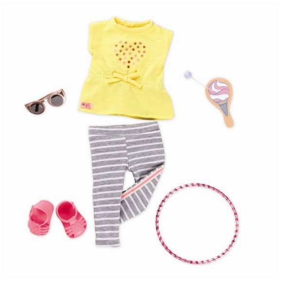 Our Generation - Hula Hoop Playtime Outfit (730293)