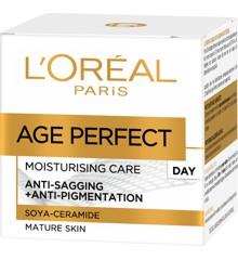 L'Oréal - Age Perfect  Moisturising Day Care Anti-Sagging + Anti-Pigmentation 50 ml