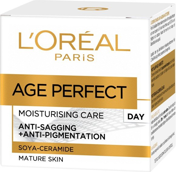 L'Oréal - Age Perfect  Moisturising Day Care Anti-Sagging + Anti-Pigmentation 50 ml