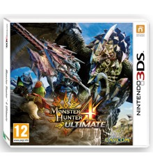 Monster Hunter 4 Ultimate (UK/SE/FI/DK)