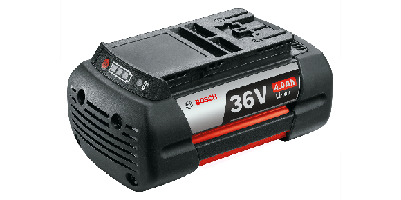Bosch - Rechargeable Battery 36V 4,0 Ah Lithium-Ion-Akku