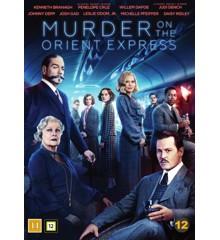 Murder on the Orient Express (Kenneth Branagh) - DVD