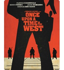 Once Upon a Time in the West: Steelbook (Blu-ray)