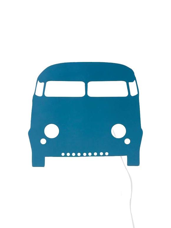 Ferm Living - Autolamppu - Sininen (3173)