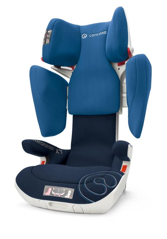 Concord - Transformer XT Car Seat - Ocean Blue