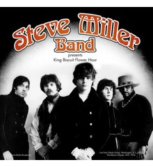 The Steve Miller Band - Best of King Biscuit Flower Hour Presents Recorded live from Shady Grove, Washington, D.C. 1973 & The Beacon Theater, NYC 1976 - Vinyl