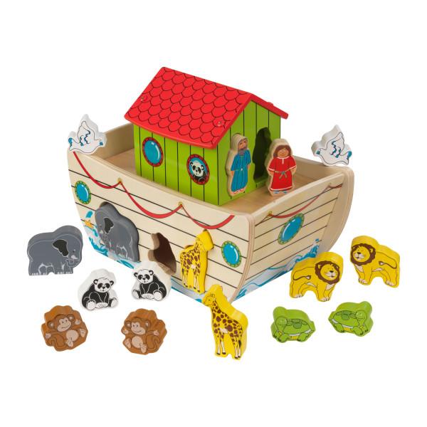 KidKraft - Noah's Ark Formen zum Sortieren (63244)