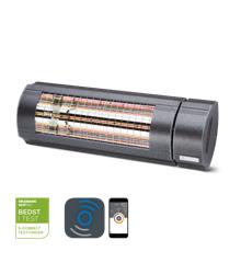Solamagic - 2000 ECO+ PRO Heater - Controlled thru app - Antracite - New