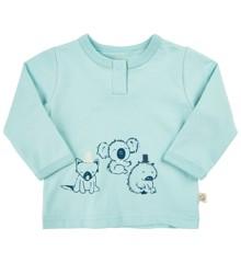 MINYMO - T-Shirt LS w. Front Print