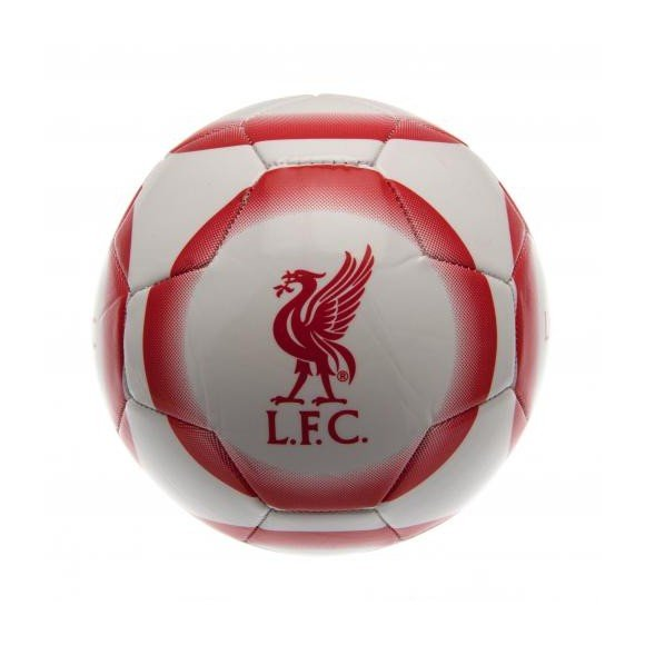 Liverpool - Football with Club Logo