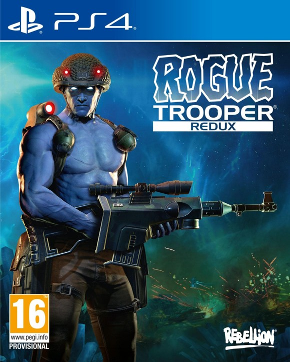 Rogue Trooper Redux