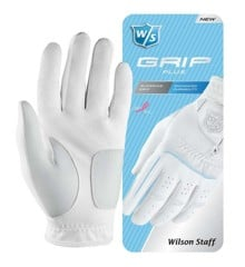 Wilson Staff Grip Plus Glove ( Lady ) Left Handed
