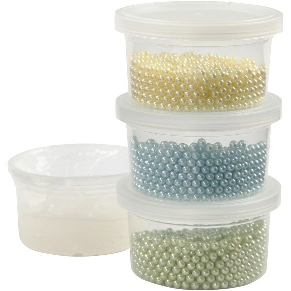 Pearl Clay - Green, Blue, Yellow (78726)