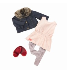 Our Generation - Dolls Clothing - Just fur you outfit (730212)