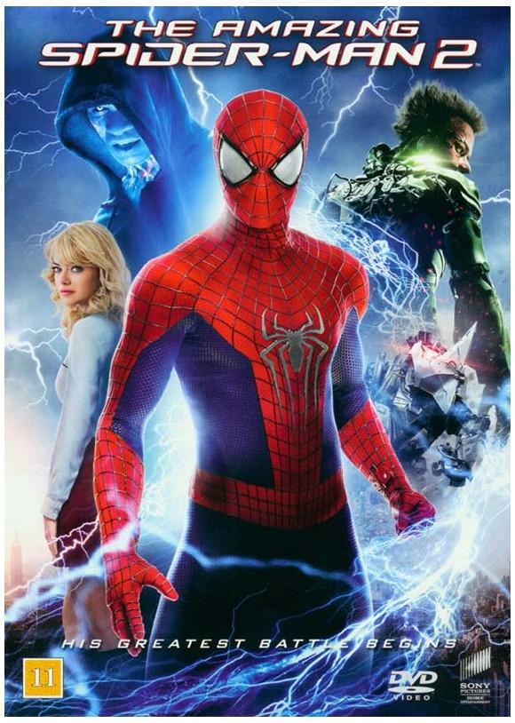Amazing Spider-Man 2, The - DVD