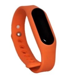 Go-tcha Wristband Orange Strap