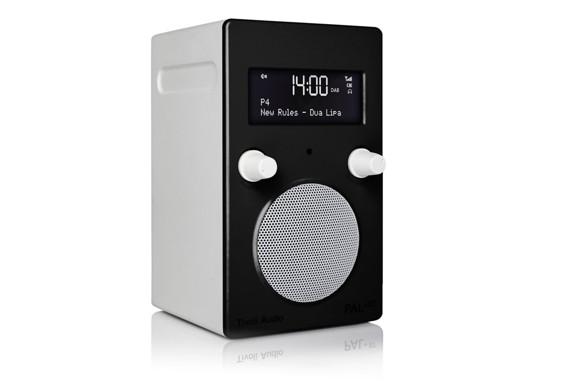 Tivoli Audio - PAL+ BT DAB+/FM Portable Radio Black