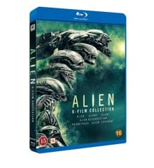 Alien 6-Movie Collection
