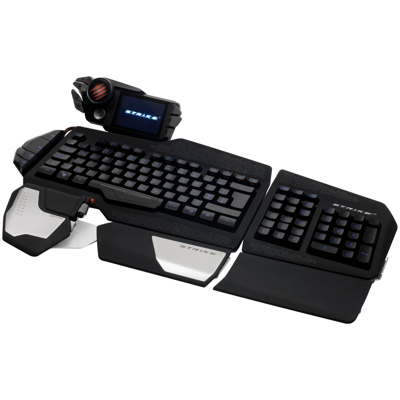 Mad Catz STRIKE7 Keyboard