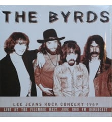 The Byrds ‎– Lee Jeans Rock Concert 1969 - Vinyl