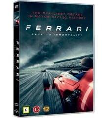 Ferrari: Race to Immortality - DVD