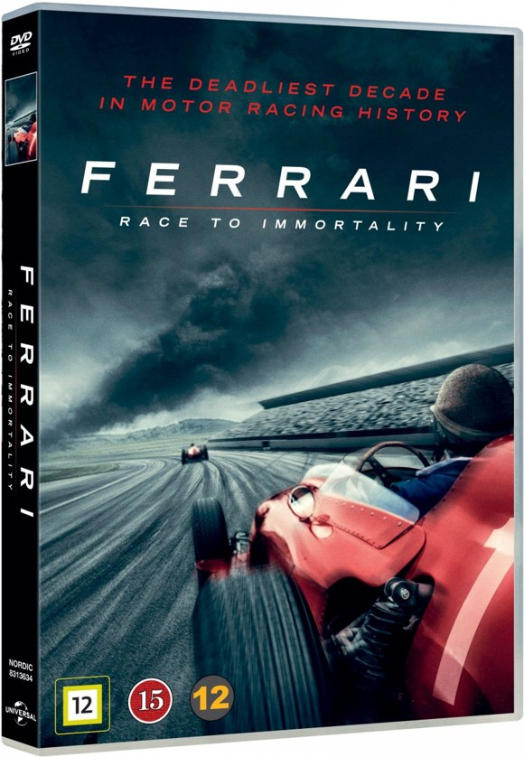 Ferrari: Race to Immortality - DVD